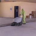 Warehouse Sweeping